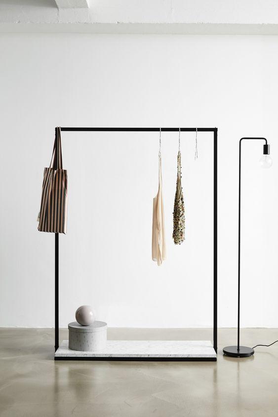 Giá Treo Quần Áo Shop - KTT27