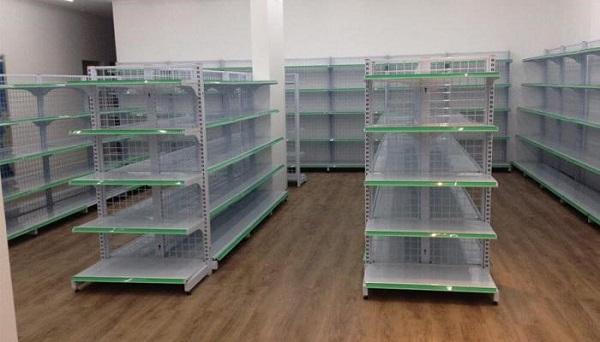 cách lắp đặt giá kệ siêu thị