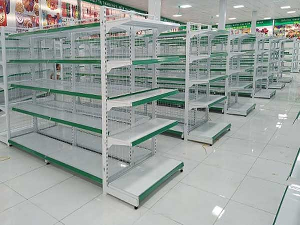 kệ đôi siêu thị