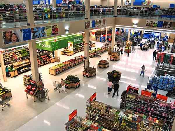tiêu chuẩn thiết kế siêu thị